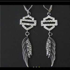 Shield HD Earrings